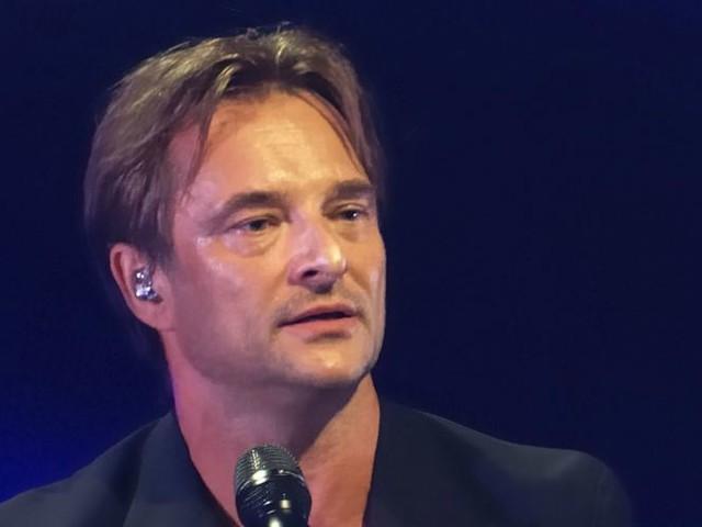 David Hallyday bluffé par Jean-Baptiste Guégan, le sosie vocal de Johnny