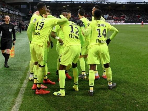 L1 : Lille poursuit sa série sur la pelouse de Guingamp