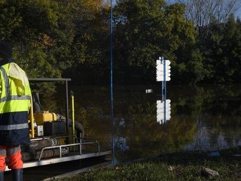 Météo-France: Onze départements du sud-ouest encore en vigilance orange dimanche