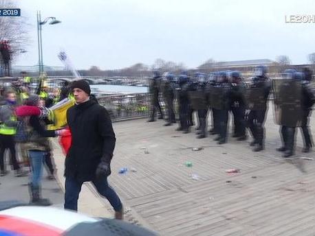 Cagnotte Leetchi pour Christophe Dettinger : les 8.000 donateurs convoqués par la police ?