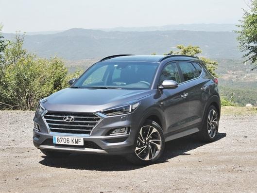 Essai vidéo - Hyundai Tucson restylé (2018) : l'hybridation légère à la rescousse !