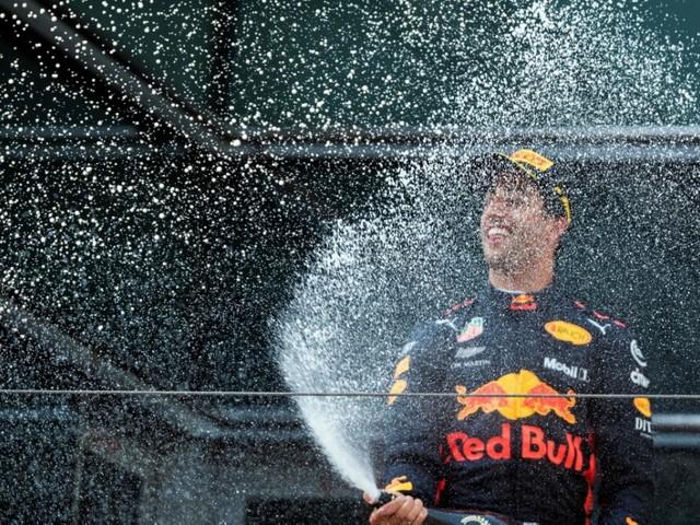 GP de Chine. Ricciardo (Red Bull) s'offre un succès inattendu