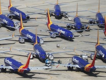 Le Congrès américain dit avoir reçu des documents préoccupants sur le Boeing 737 MAX