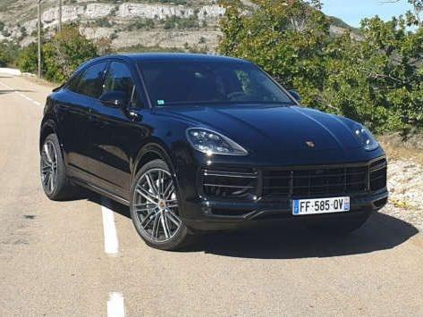 Essai - Porsche Cayenne Coupé: le SUV qui voulait ressembler à la 911