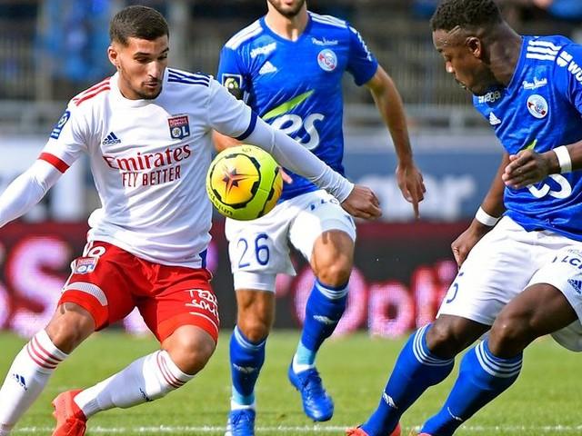 Face à Lyon, le Racing Club de Strasbourg ne parvient pas à lancer sa saison