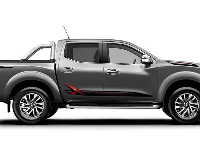 Nissan Navara : Série limitée X-Pedition et gamme renouvelée