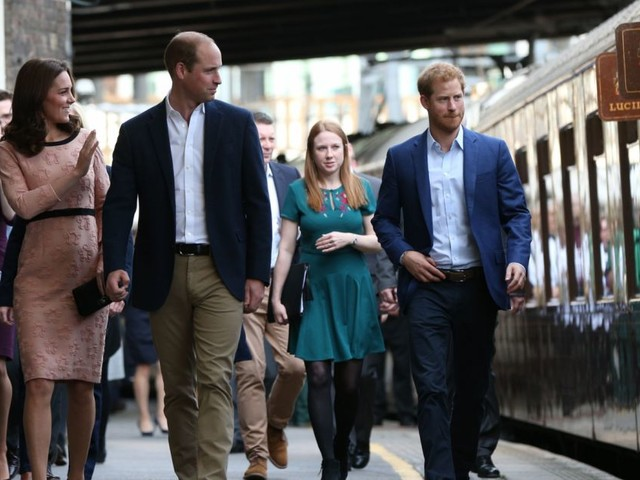 Prince Harry : De retour à Londres, il s'accorde un voyage en train de luxe