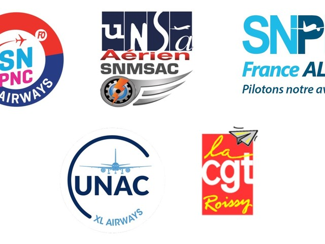Les syndicats de XL Airways appellent à un rassemblement