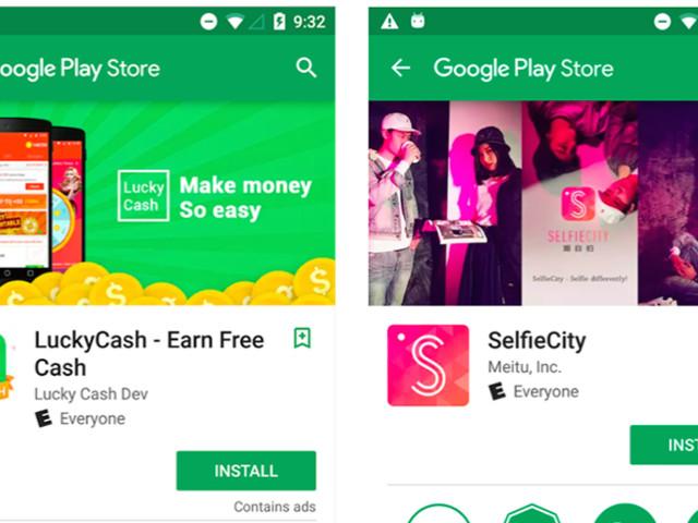 Android: des applications à succès dissimulaient une porte dérobée