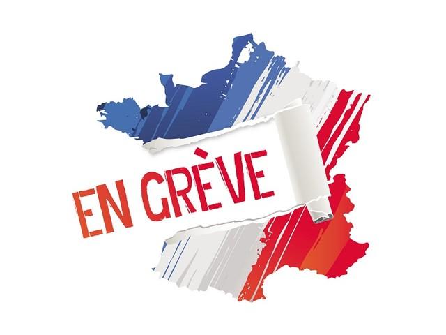 France : Un mouvement de grève contre la réforme de retraites
