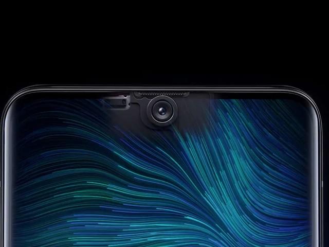Oppo dévoile la première caméra selfie intégrée sous l'écran