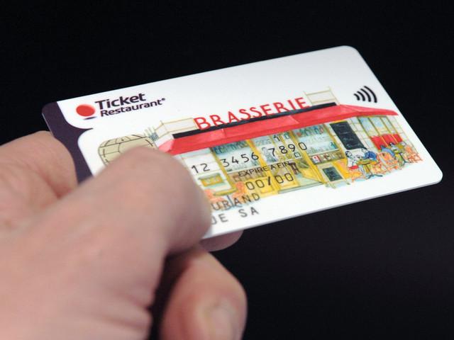 La société Edenred, maison mère des «tickets restaurants», victime d'une cyberattaque