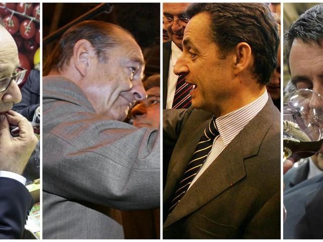De Sarkozy à Chirac en passant par Valls : les perles des politiques au salon de l'Agriculture