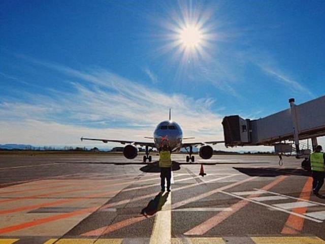 Grève : aucun vol à l'aéroport Biarritz-Pays Basque