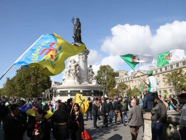 La diaspora algérienne de France à l'épreuve de la mobilisation
