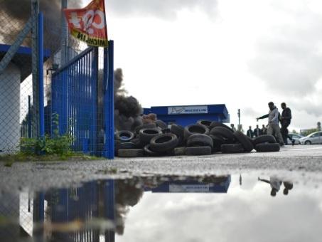 Vendée: réunions d'information à Michelin après l'annonce de la fermeture