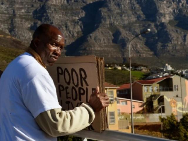 Au Cap, le blues des victimes de la crise immobilière