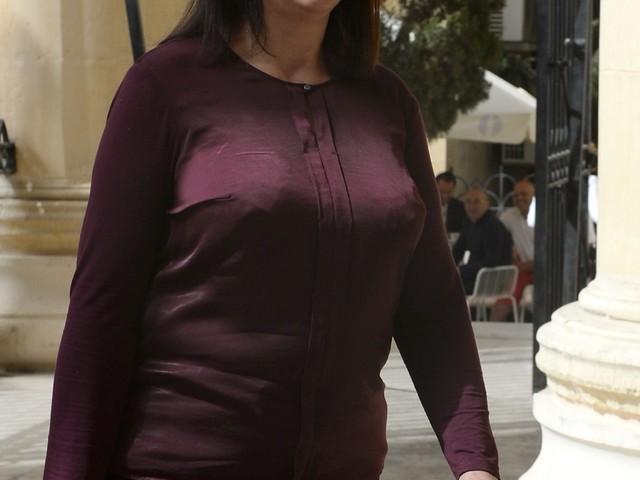 "Daphne Caruana Galizia, ""femme Wikileaks"" et plume au vitriol"