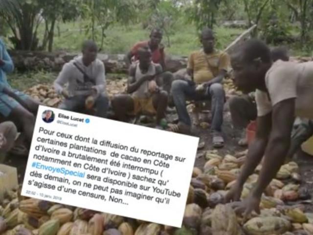 """""""Envoyé spécial"""": Élise Lucet ironise sur une """"interruption brutale"""" en Afrique de la diffusion d'un reportage"""