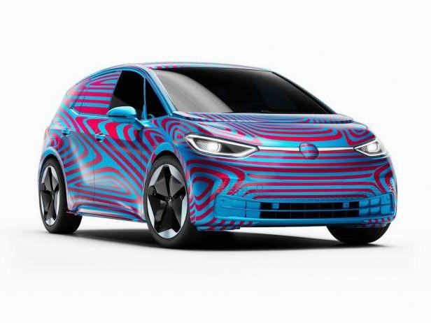 Déjà 30 000 pré-commandes pour la VW I.D.3