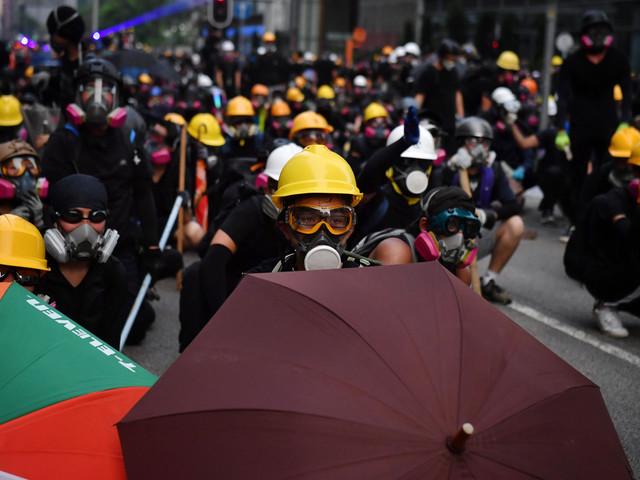 """Hong Kong: hormis une """"très grosse"""" concession, pas de solution évidente pour sortir de l'impasse"""