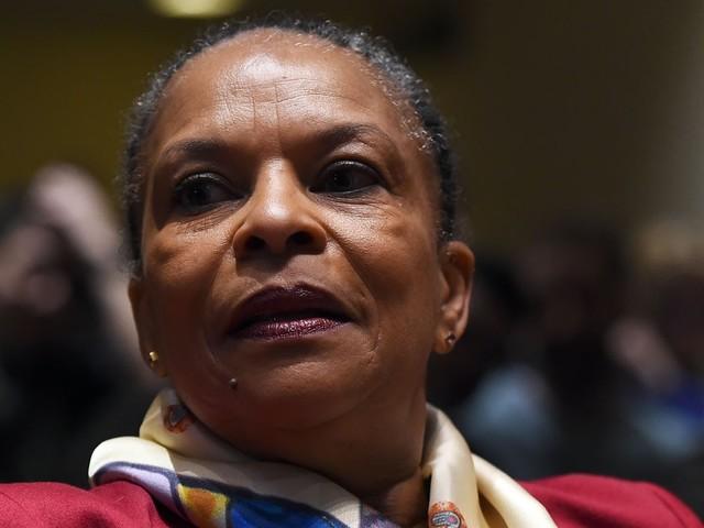 """Aquarius : """"la panique gagne"""" l'Europe, déplore Christiane Taubira"""