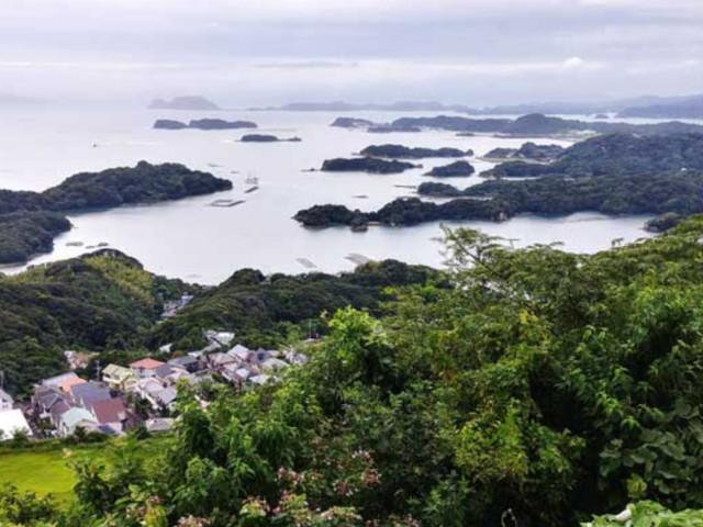 Visiter Sasebo et Kujuku-shima, l'une des plus belles baies au monde !