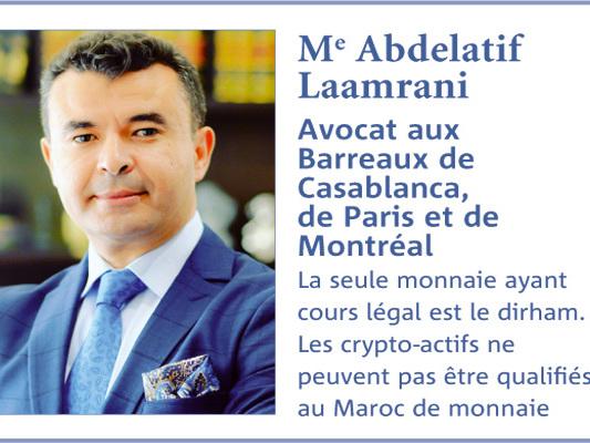 «Adapter la réglementation actuelle ou créer un nouveau régime juridique pour les crypto-actifs»