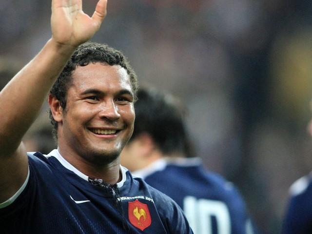 "Thierry Dusautoir devient consultant pour le ""Canal rugby club"" d'Isabelle Ithurburu"