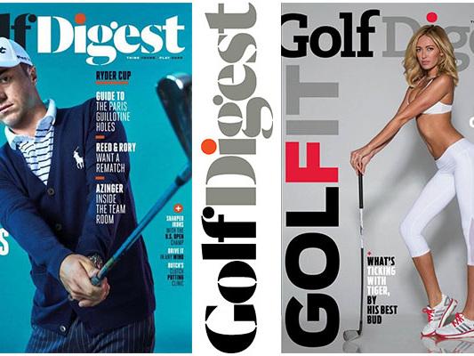 Discovery se paye Golf Digest
