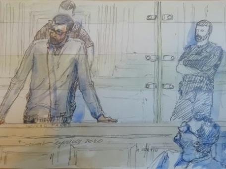 """Au procès de Mourad Farès, le rabatteur de jihadistes et son """"mentor"""""""