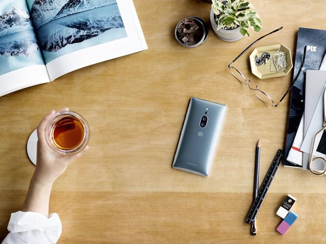 Sony Xperia XZ2 Premium : un écran 4K HDR et une « remarquable caméra »
