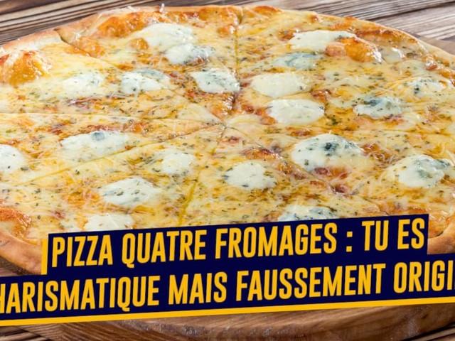 Ce que ta pizza préférée veut dire de toi (selon une analyse très fiable)