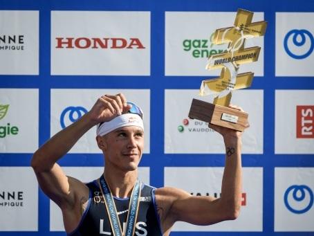 Triathlon: pour Vincent Luis, le changement c'est payant