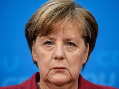 Rencontre exploratoire d'Angela Merkel et Martin Schulz