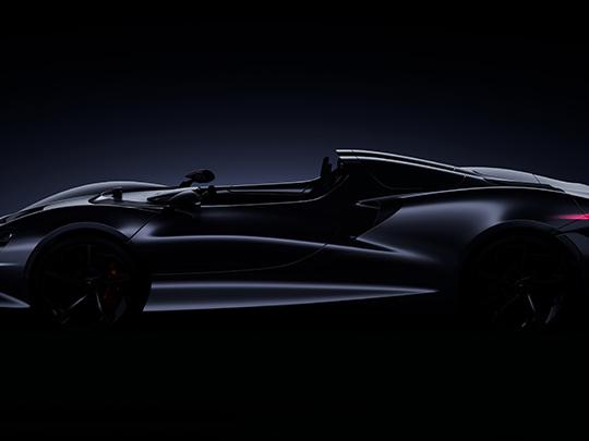 McLaren, un nouveau roadster parmi les Ultimate Series