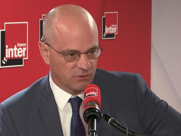 """Faire grève contre le nouveau bac le jour du bac : """"Aberrant"""", selon Blanquer"""