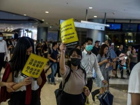 Hong Kong: nouvelles manifestations en vue malgré les avertissements chinois