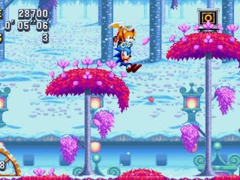 [Test] Sonic Mania : l'idole des fans