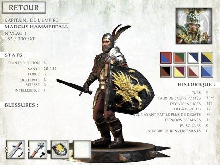 Test de Warhammer Quest 2 : la suite attendue du jeu de rôle tactique sur iPhone et iPad