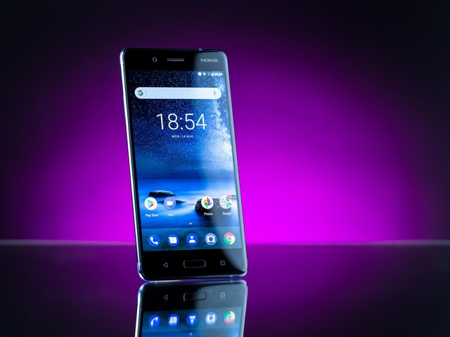 Nokia 8 ou comment redémarrer de zéro
