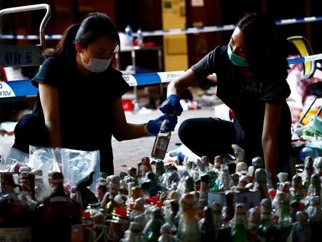 Hong Kong se prépare à un nouveau week-end de manifestations