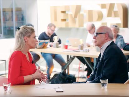 [Vidéo] L'entretien libre : Jean Ziegler, par Aude Lancelin