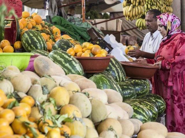 Les exportations marocaines ont chuté de 20 % à fin avril