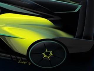 Aston Martin Valkyrie AMR Pro, taillée uniquement pour la piste