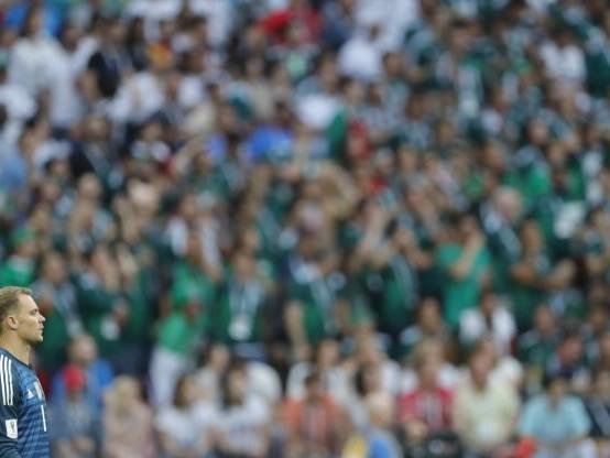 CM 2018 - Une procédure disciplinaire ouverte contre la fédération mexicaine par la Fifa