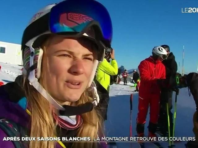 Stations de ski : après deux saisons blanches, la montagne retrouve des couleurs
