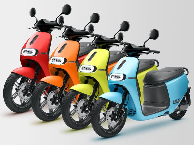 Gogoro : ses scooters électriques à bas prix prennent leur envol international