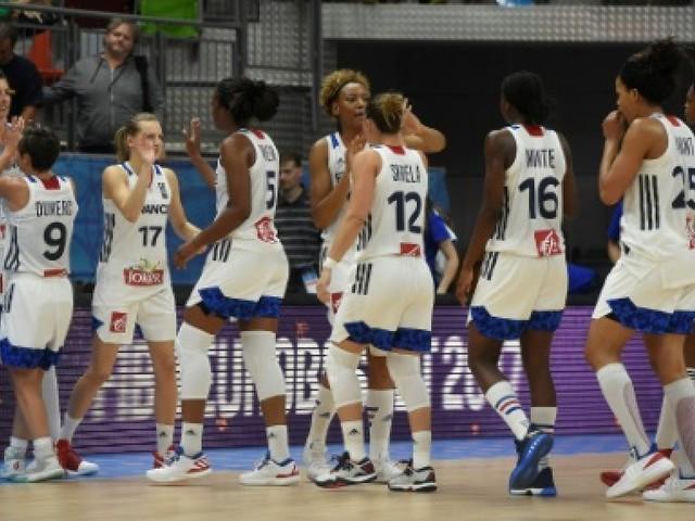 Basket: chez les Françaises, la quantité est une qualité