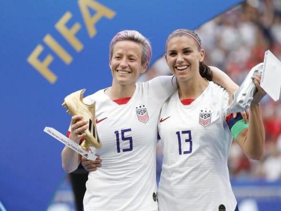 Foot (F) - FIFA - La FIFA va débloquer 500millions de dollars pour le foot féminin